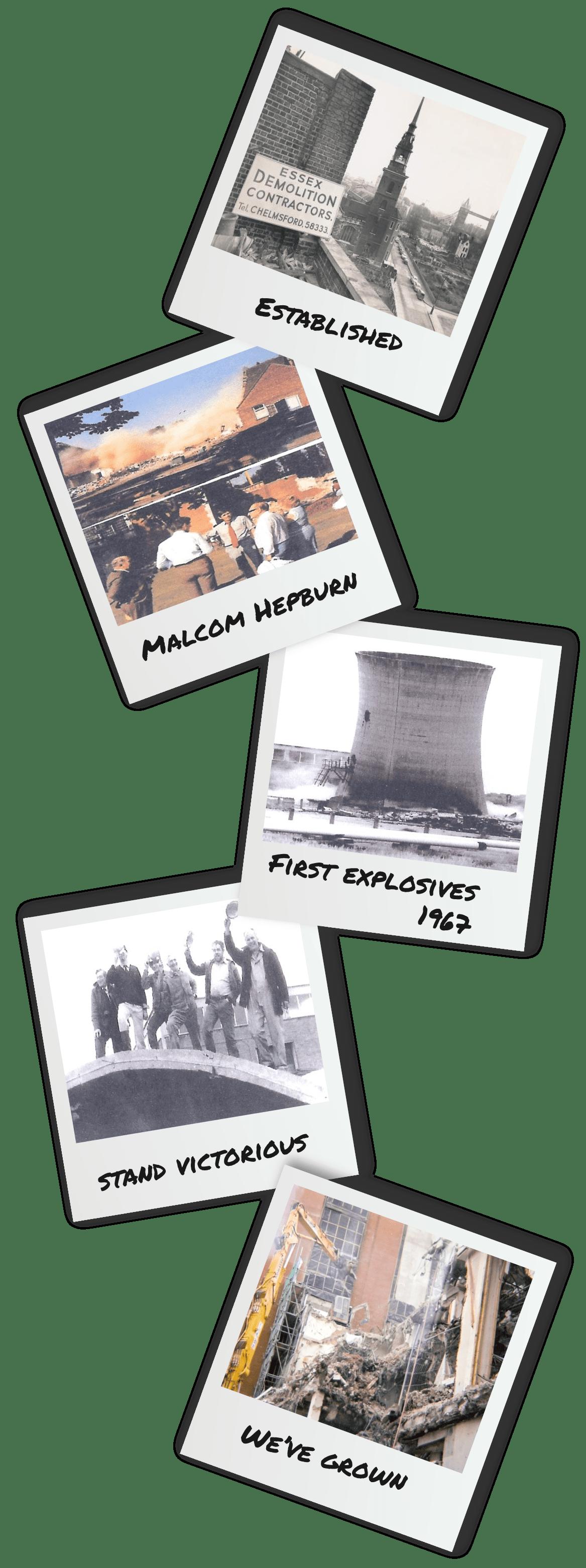 Essex Dem Co. - History